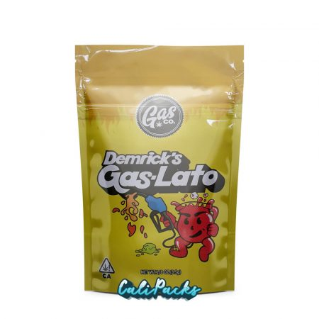 Gas Co Demricks Gas-Lato 3.5g Mylar Bag