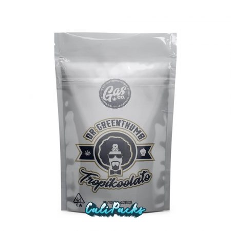 Gas Co Dr Greenthumb Tropikoolato 3.5g Mylar Bag