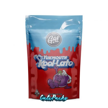 Gas Co Yukmouth Kool-Lato 3.5g Mylar Bag