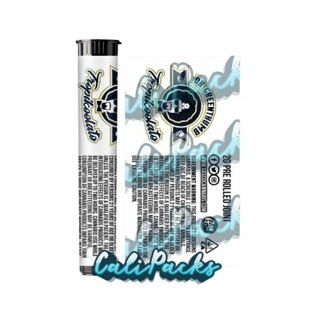 Gas Co Dr Greenthumb Tropikoolato Pre Rolled Joint Tube