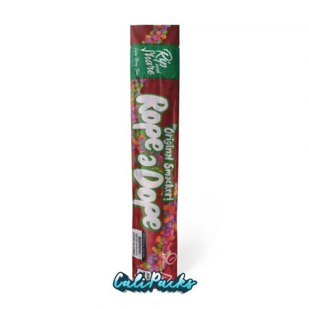 Rope a Dope - Red Gummy Rope Packaging