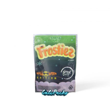 Jokes Up Frostiez Halloween Edition 3.5g Fully Printed Mylar Bag