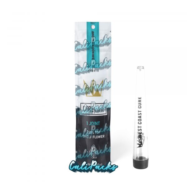 West Coast Cure Animal Cookies 2021 Pre Roll Bag with Joint Holder (10+ Designs) by Calipacks.co.uk